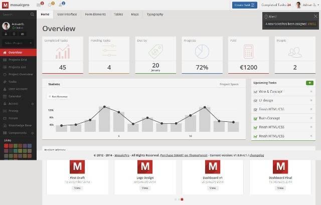 Smart Project Management Template