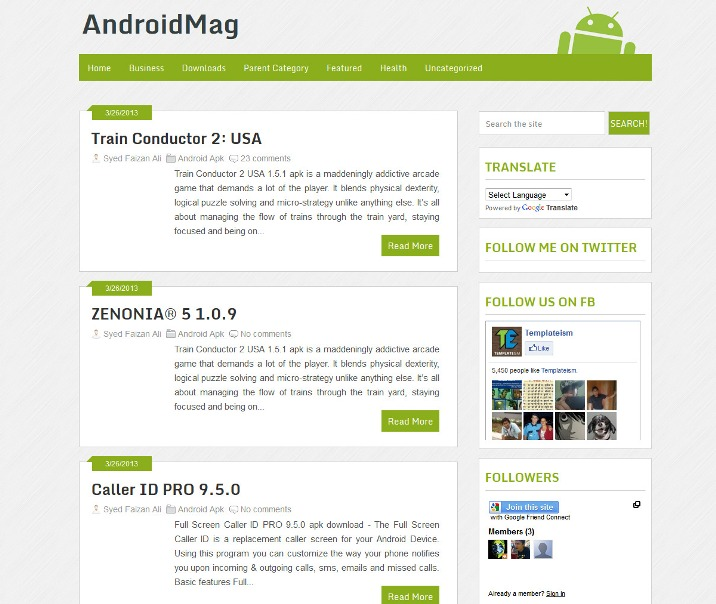 AndroidMag