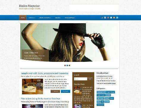 Bluilos Magazine