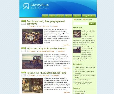 GlossyBlue