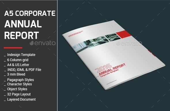A5 Corporate Annual Report