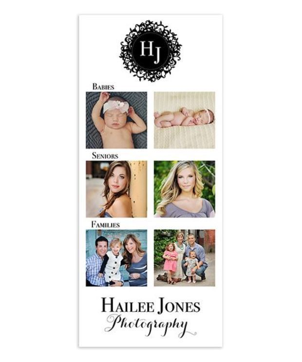 Hailee Tri-Fold Sell Sheet Template