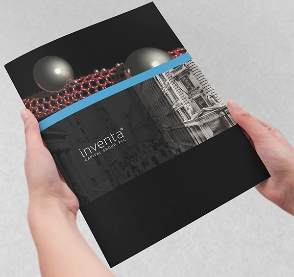 4 Page Business Brochure