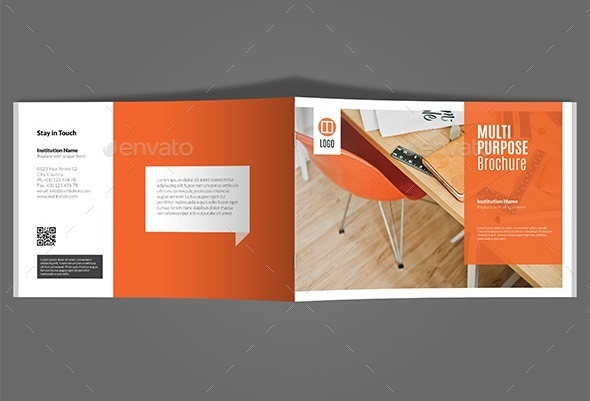 Multipurpose Brochure Template v02