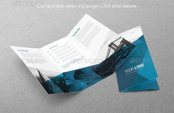Abstract Architecture Trifold