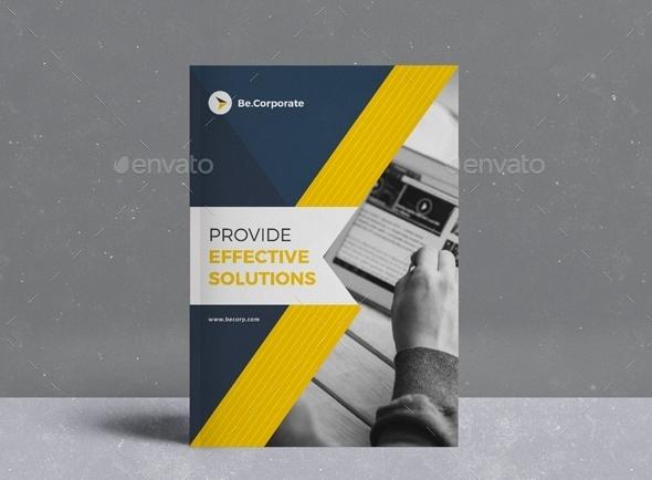 Be Brochure