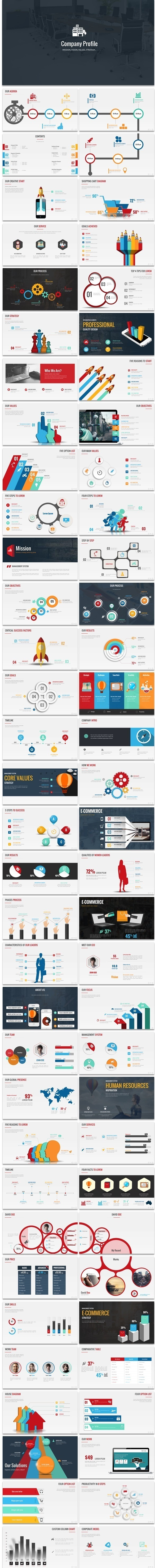 Cavale - Multipurpose Powerpoint Template