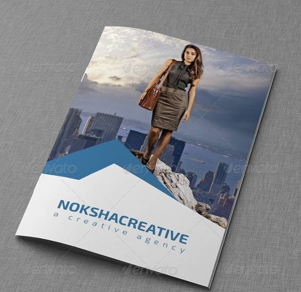 Free Premium PSD Brochure Templates Webprecis - Company brochure templates free download