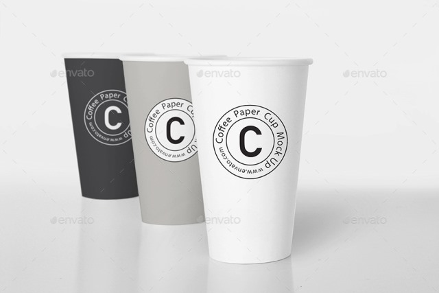 Coffee Cup Mock-Up II