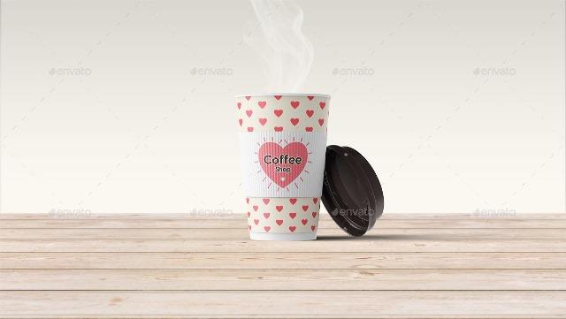 Coffee Cup Mock-up Vol.2