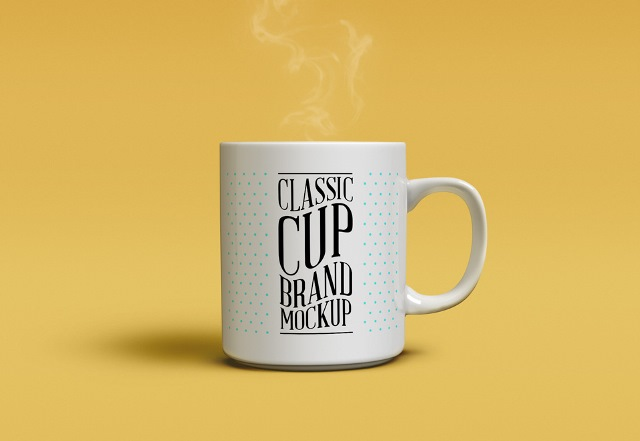 Psd Coffee Mug Mockup
