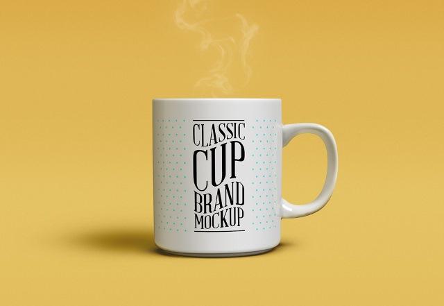 Psd Coffee Mug Mockup