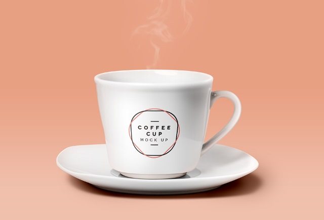 Psd Coffee Cup Mockup