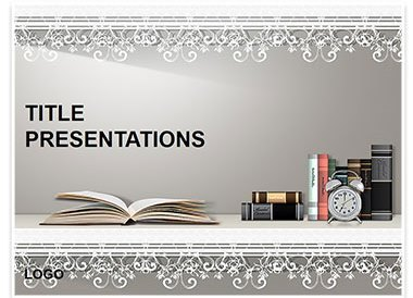 Book Club Keynote Template
