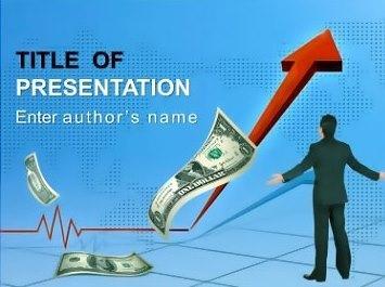 Dollar Exchange Rate Keynote Template