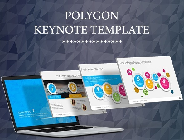 Polygon Keynote Template