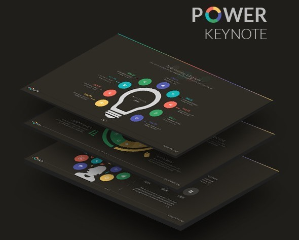 Power Keynote Template
