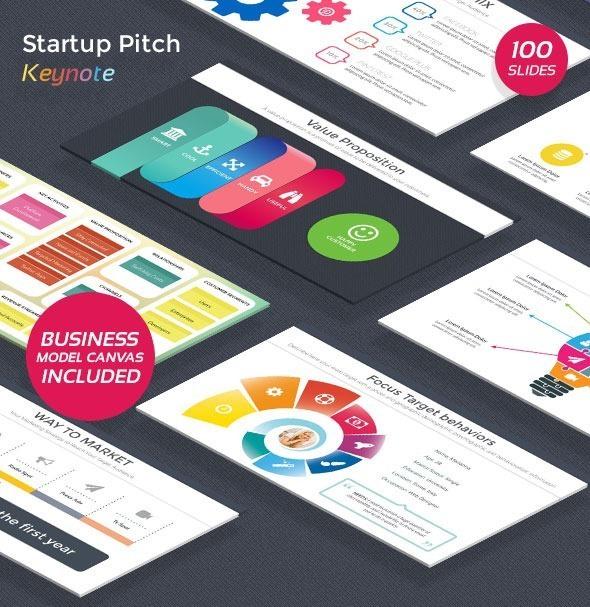 Startup Pitch Keynote