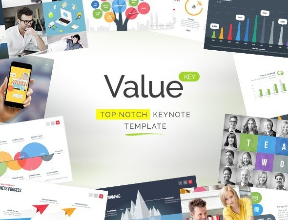 Value - Ultimate Keynote Template