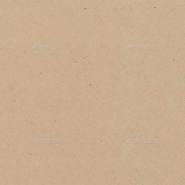 Recycled Buff Paper Texture