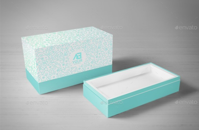 Packaging Box Mockup Psd - Best Packaging 2017