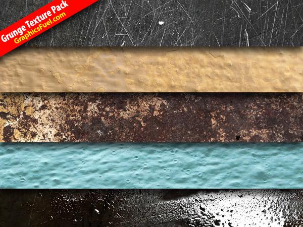 Grunge texture pack