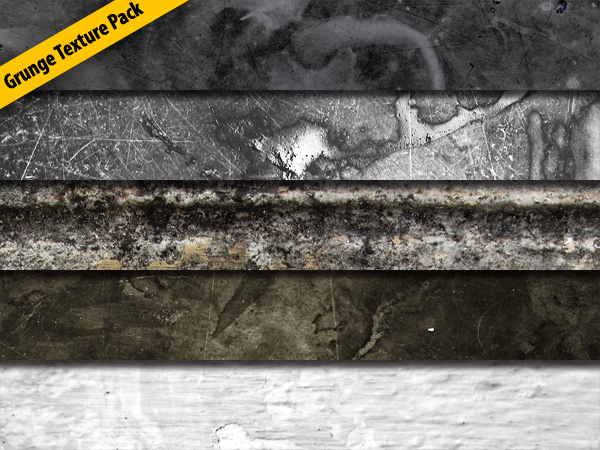 High resolution grunge texture pack