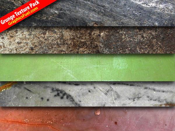 Hi-res grunge texture pack