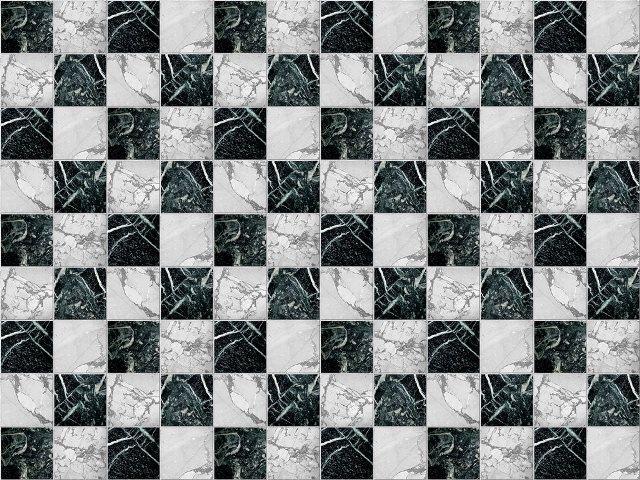 Black White Marble Texture