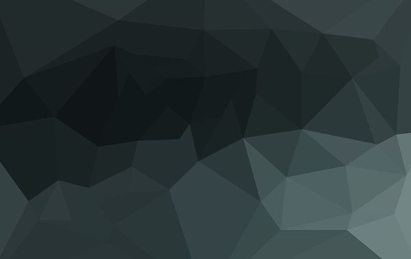 15 Dark Polygon Background
