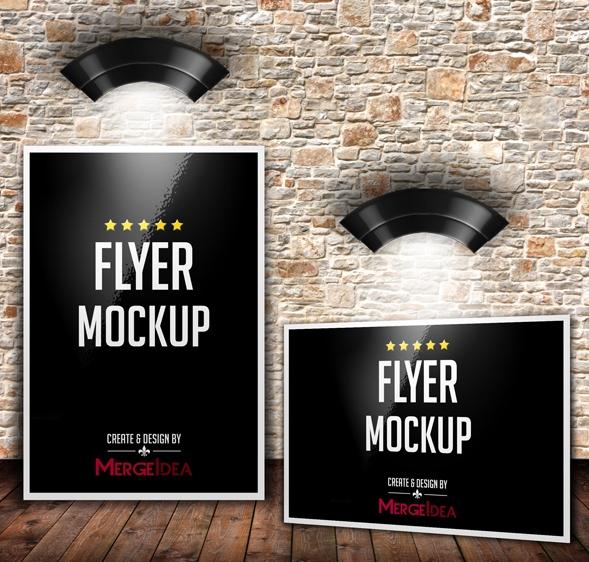 Flyer Mockup