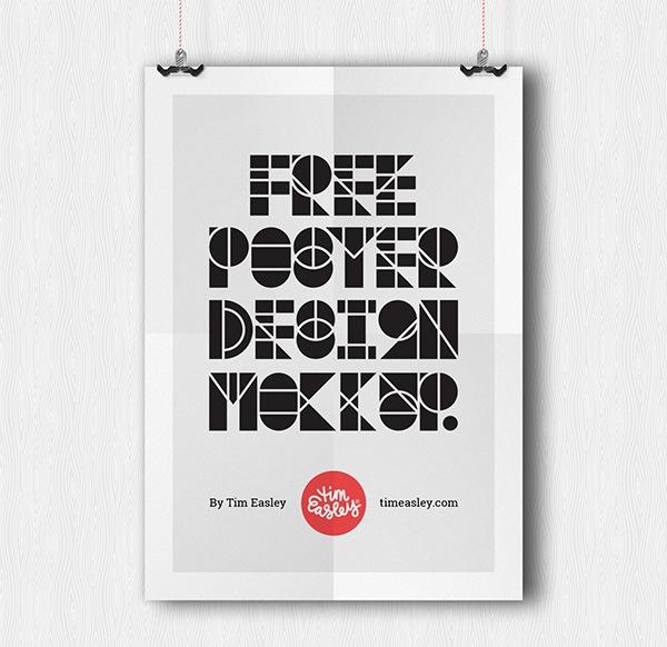Poster Design Mockups