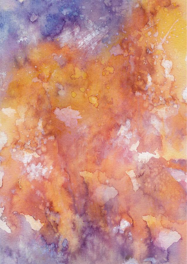 STOCK Watercolor Texture 5