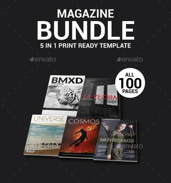 Magazine Bundle 02