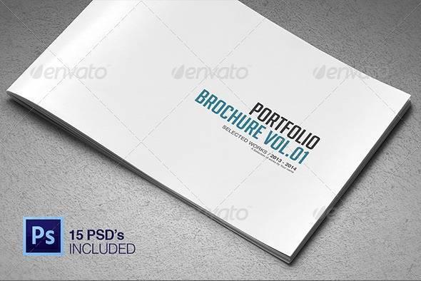Portfolio Brochure Vol.01
