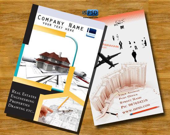 Property / Company Brochures PSD