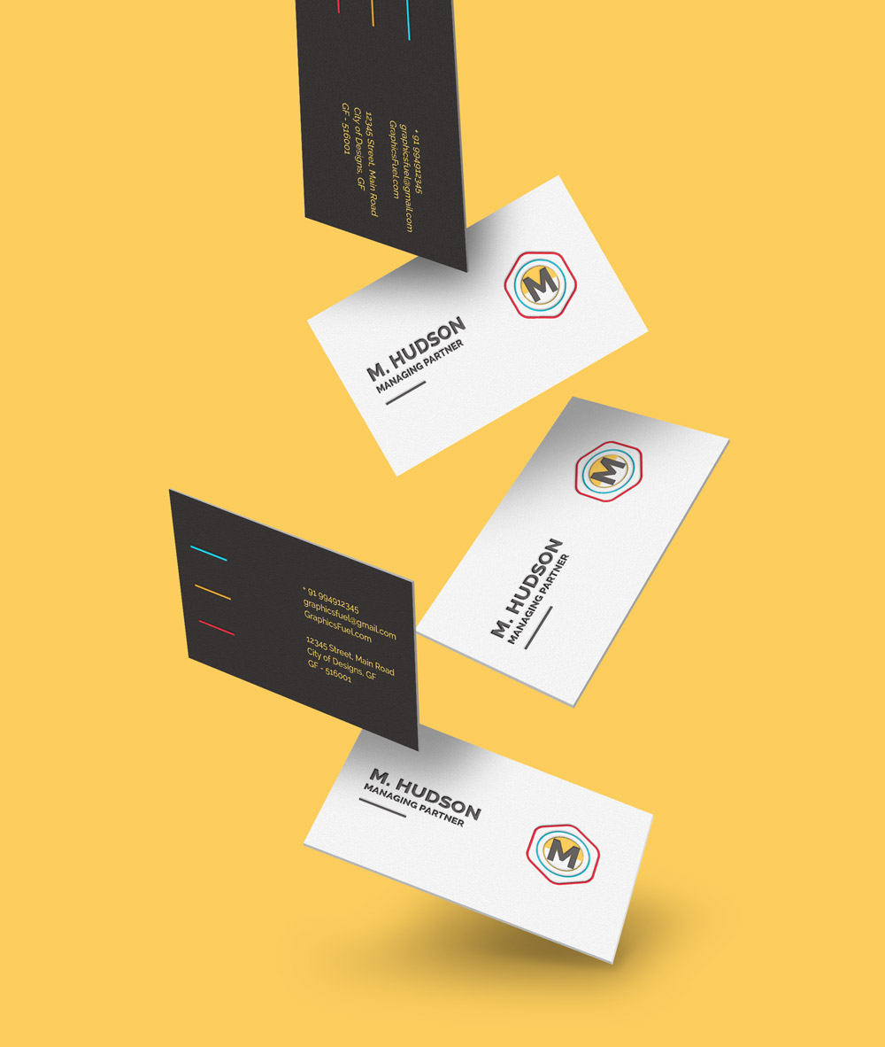 40 free and premium psd business card mockups  webprecis