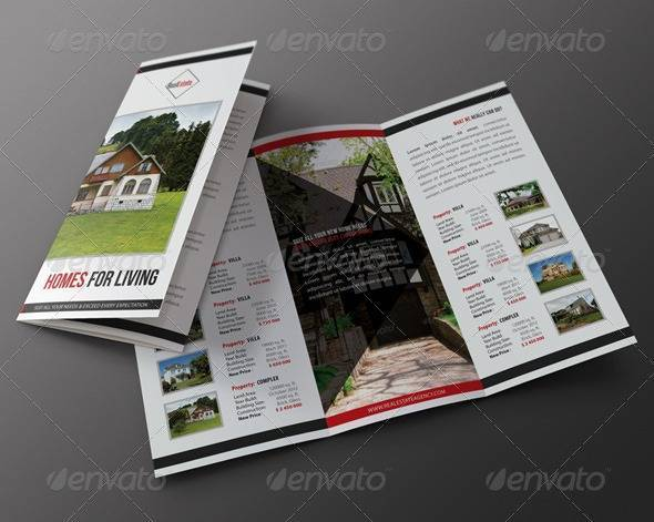 Real Estate 3-Fold Brochure 01