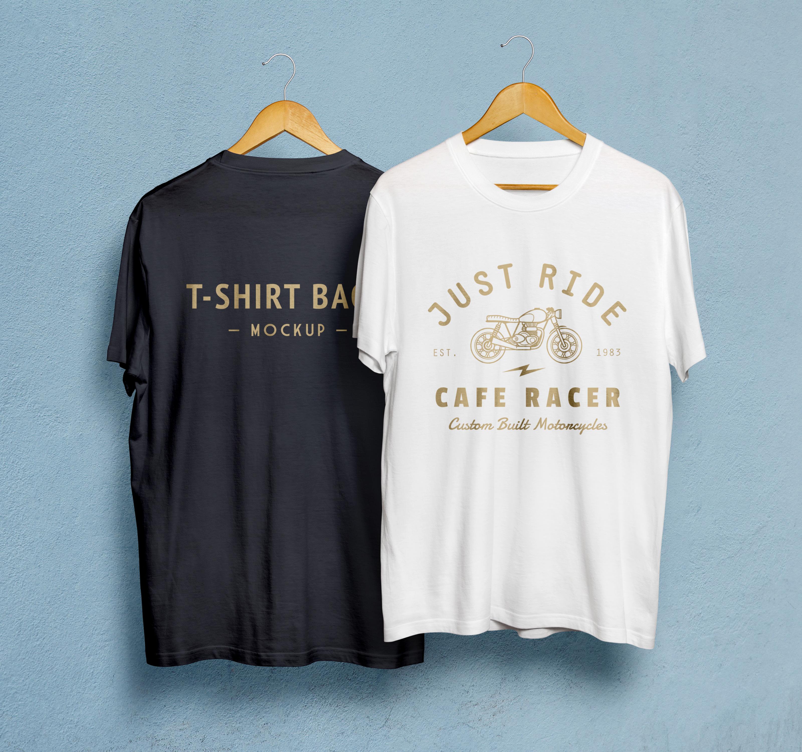 T-Shirt MockUp PSD 2