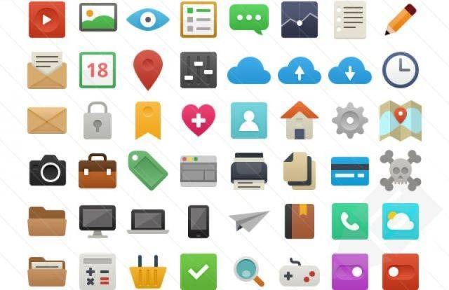 48 Free Vector Icons