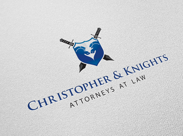 Attorney at Law Logo Template