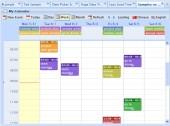 Jquery Event Calendar