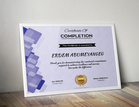 awards certificates templates free download