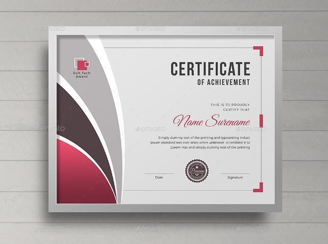 20 free and premium psd certificate templates webprecis premium certificate template maxwellsz