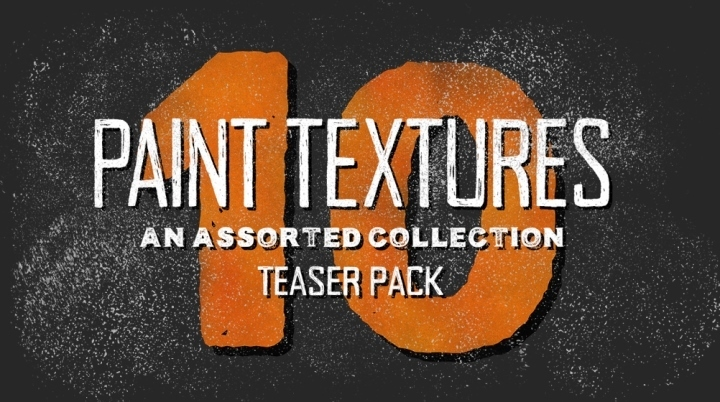 10 High Quality And Free Paint Textures