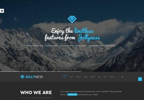 Jollyness Multi Purpose, eCommerce Drupal Theme