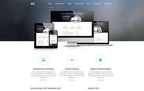 ME MultiPurpose, Creative Drupal Theme