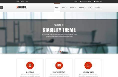 Stability Responsive Drupal 7 Ubercart Theme