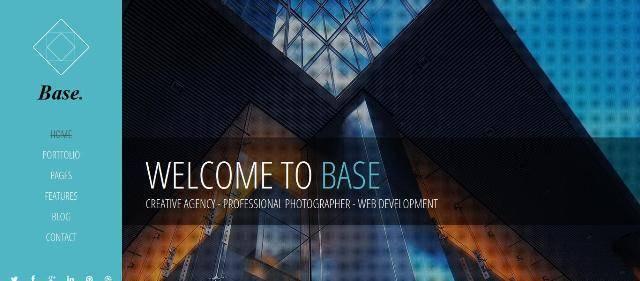 Base Responsive MODX Theme