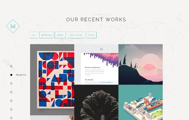 Maze - Creative Agency Portfolio WordPress Theme